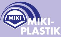 Logo MIKI-Plastik GmbH